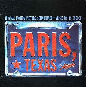 Ry Cooder - Paris *Texas*