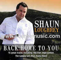 Shaun Loughrey - Can You Hear me Now