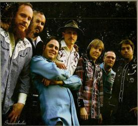 Songs From The Road band - God Bless the Outlaws