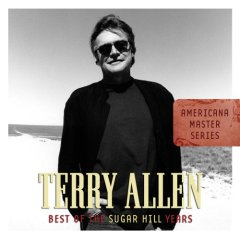 Terry Allen - Amarillo Highway