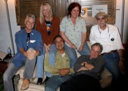 Texas Sheiks - Photo by Mary Dean/Courtesy of Cindy Cashdollar