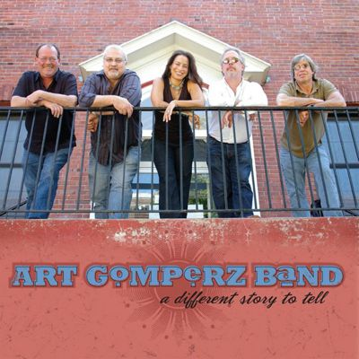 The Art Gomperz Band - A Different Story to Tell