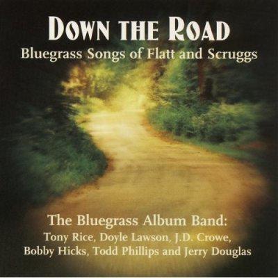 The Bluegrass Album Band - Songs of Flatt and Scruggs
