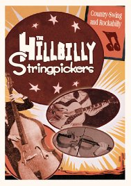 The Hillbilly Stringpickers - Honky Tonk Boogie