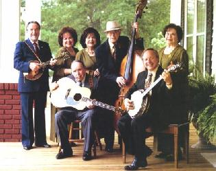 The Lewis Family - Bluegrass 2006 Hall of Honor Inductee