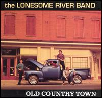 The Lonesome River Band - Old Country Town