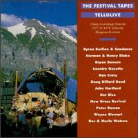 John Hartford and New Grass Revival at the Telluride Festival 1977