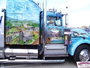 De Waardse Truckers op zaterdag, 13 september '08