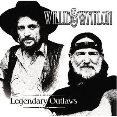Waylon and Willie - Luckenbach, Texas