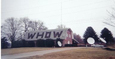 Radiostation WHOW AM 1520 kHz