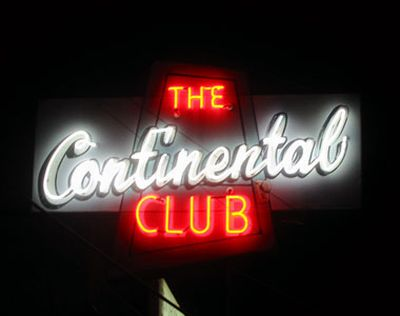 The Continental Club, Austin Tx