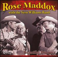 Rose Maddox and The Vern Williams Band