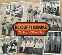 Bg Country Bluegrass -The Boys in Hats and Ties