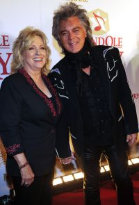 Connie Smith and Marty Stuart at the Grand Ole Opry