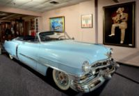 Hank Williams - Baby Blue Cadillac 1952 Covertible