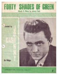 Johnny Cash - 40 Shades of Green