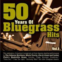 50 Years of Bluegrass Vol.1