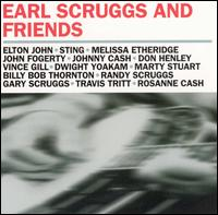 Earl Scruggs and Friends - Fill Her Up