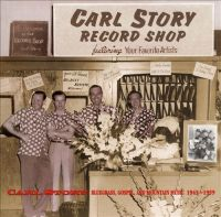 Carl Story and His Rambling Mountaineers - No One Knew My name