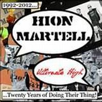Hion Martell - High on Martell