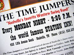 The Time Jumpers Rush on In
