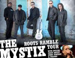 The Mystix - Whish I Had Answered