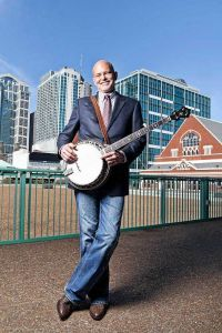 Sammy Shelor - IBMA Banjo Performer of the Year 2012 Award