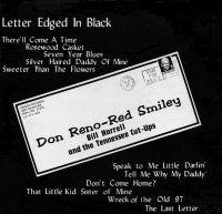 Don Reno & Red Smiley - Letter Edged in Black
