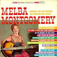 Melba Montomery - Big, Big Heartache