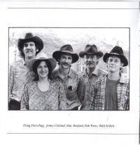 The Highwoods Stringband - Meeting in the Air