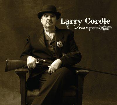 Larry Cordle - Sometimes a Man Takes a Drink