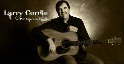 Larry Cordle - Brown Check