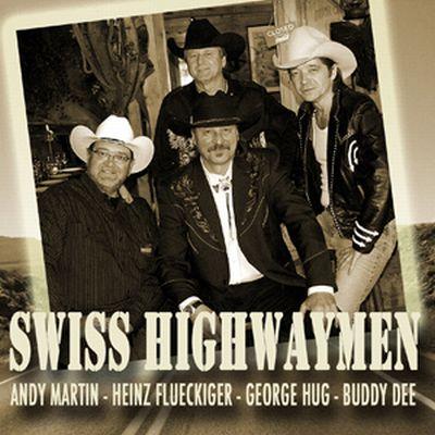 The Swiss Highwaymen - Daydreamin'