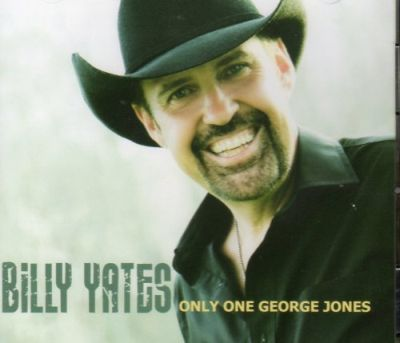 Billy Yates - Only One George Jones