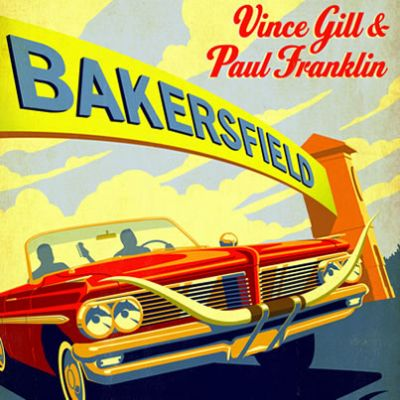 Vince Gill & Paul Franklin - Foolin' Around