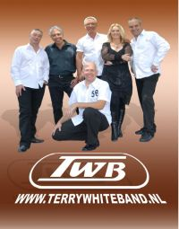 The Terry White Band - Don't Stop in My World