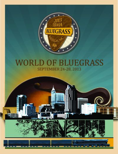 World of Bluegrass 2013!
