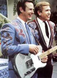 Buck Owens and Don Rich