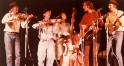 The Highwoods Stringband at The Carnegie hall 1978