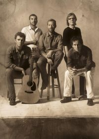 Steep Canyon Rangers - line-up