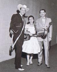 Hawkshaw Hawkins, Wilma Lee & Stoney Cooper