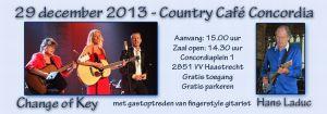 Change of Key at theatre Concordia Haastrecht Dec 29 2013