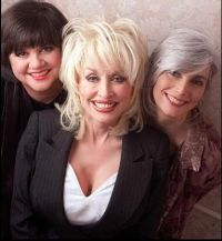 l.r. Linda Ronstdt - Dolly Parton & Emmylou Harris - To Know Him I to Love Him