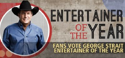George Strait - ACM Entertainer of the Year 2014
