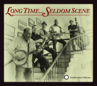 The Seldom Scene - It's All Over Now, Baby Blue