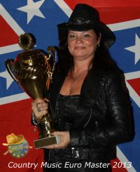 Shirley Ann - Euro Country Masters 2013