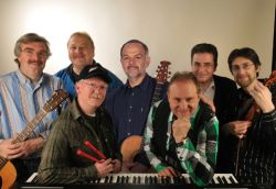 The Country Trail Band & Piet Smit