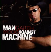 garh Brooks - Man Against Machine