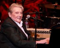 Jerry Lee Lewis on stage april 2014 Atlantic City NJ