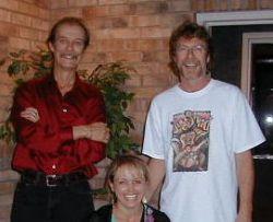 Tony Rice - Donna Hughes & Sam Bush